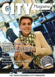 Cover Citymagazine uitgave 2 - 2017