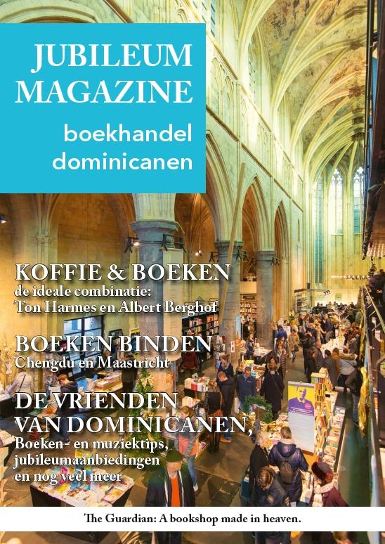 Cover jubileum magazine Dominicanen